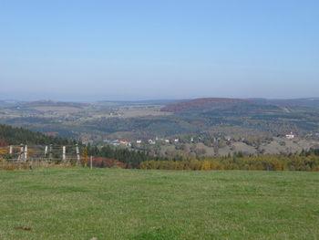 Kleinhan, Blick nach Norden.