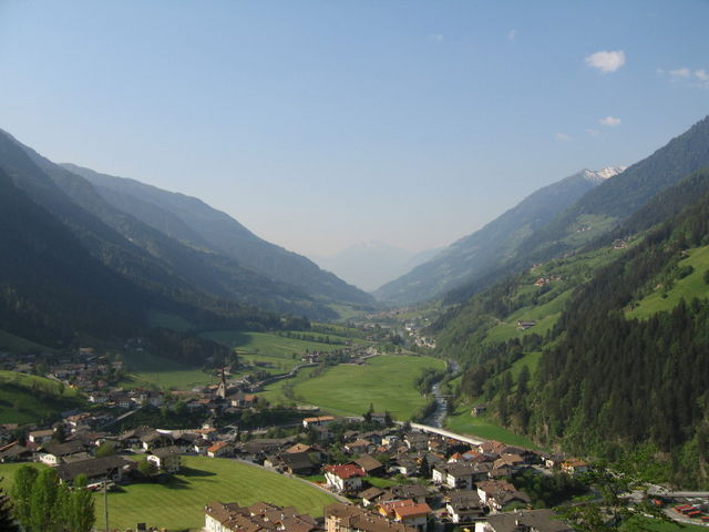Sankt Leonhard in Passeier.