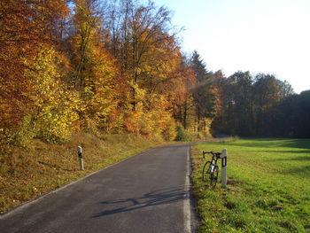 herrliche Herbststimmung