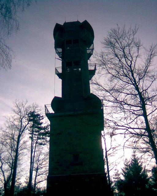 Schwedenschanze Aussichtsturm.