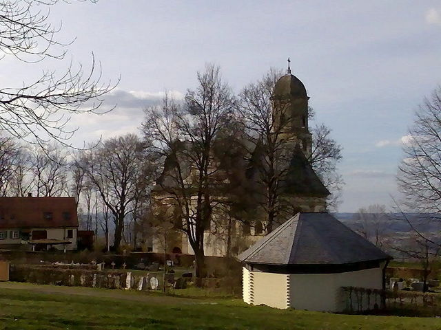 Rechberg - die Kapelle am Gipfel