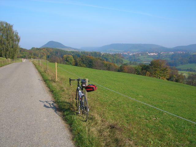 Wißgoldingen vom Rehgebirge gesehen .