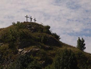 Die drei Kreuze von Barret-de-Lioure