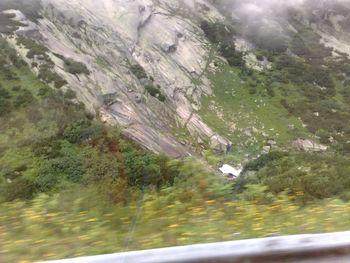 Strecke richtung Grimselpass