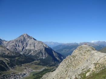 Montgenevre und Mont Chaberton