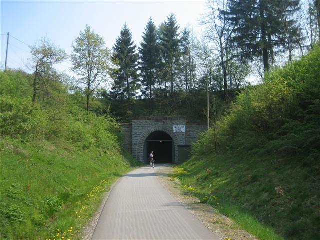Kückelheimer Tunnel...