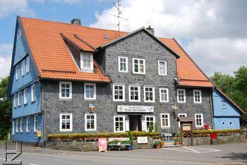 Gasthaus Auerhahn.