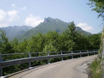 Von Porlezza: Schöne Landschaft.