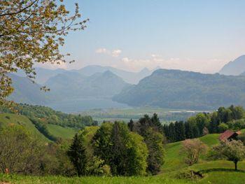 Blick auf den westlichsten Ausläufer des Vierwaldstättersees.