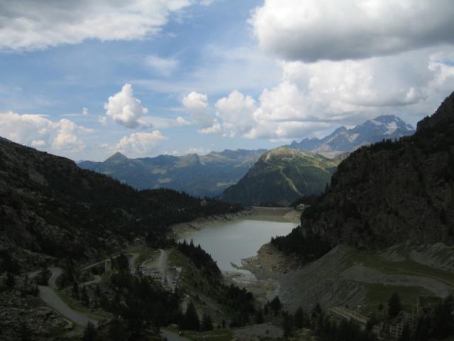 Lago di Campo Moro.