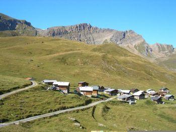 Die Alpe Galm.
