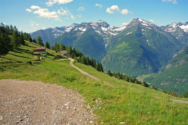 00 oberhalb von Monte Angone, 16.06.09.