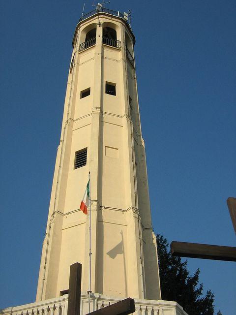 San Maurizio - Der Leuchtturm.