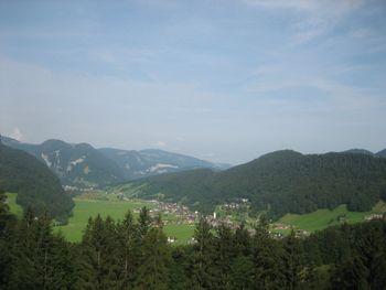 Bizau im Bregenzerwald...