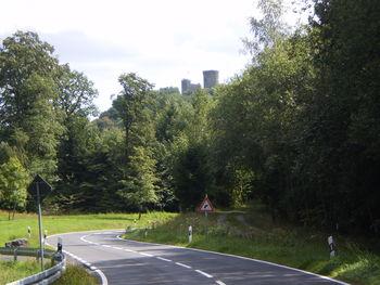 Zwischen Kittelhütte und Niederreifenberg.