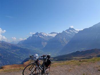 00 auf dem Männlichen(2320m), mein Traum geht in Erfüllung, 26.9.09.