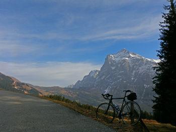 Rad mit Wetterhorn