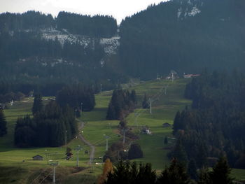 Alpspitzbahn .