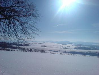 Empfehlung Weiterfahrt - Langer Berg.