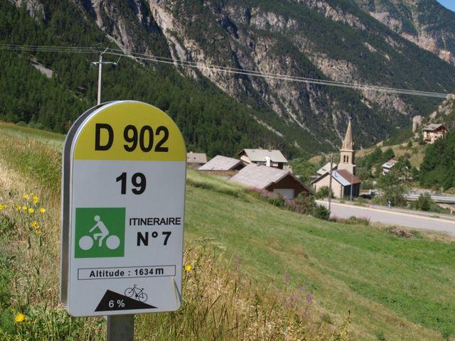 Auf zum Col d'Izoard.