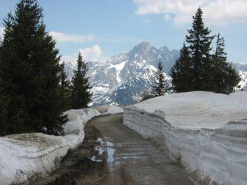 Der Hohe Dachstein.