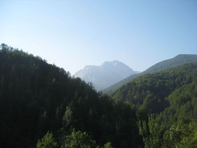 Berge...