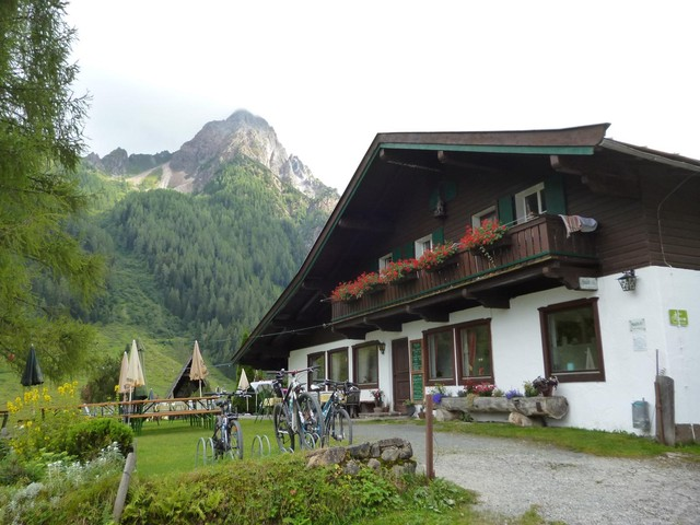 Gasthaus Labalm - Großer Rettenstein (2366 m).