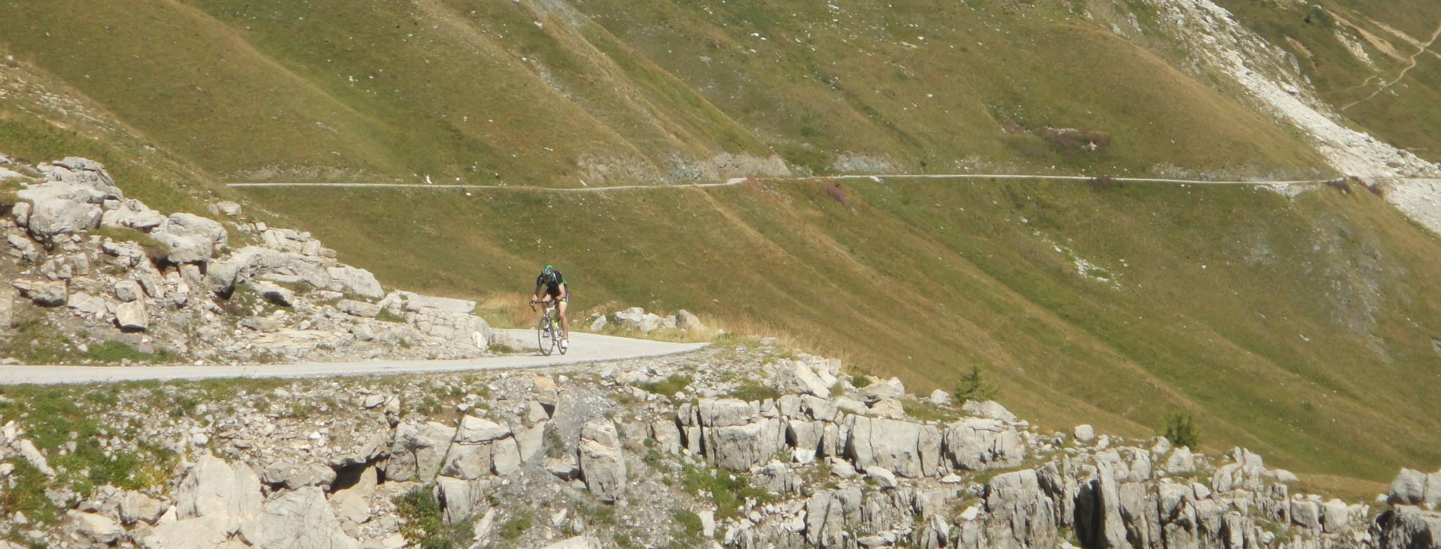grenzenlose Alpen