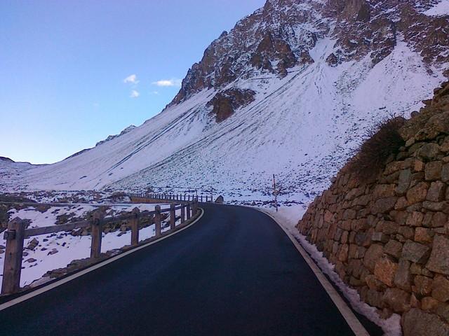 fürs winterliche Kalenderbild fehlt leider der Radfahrer :)