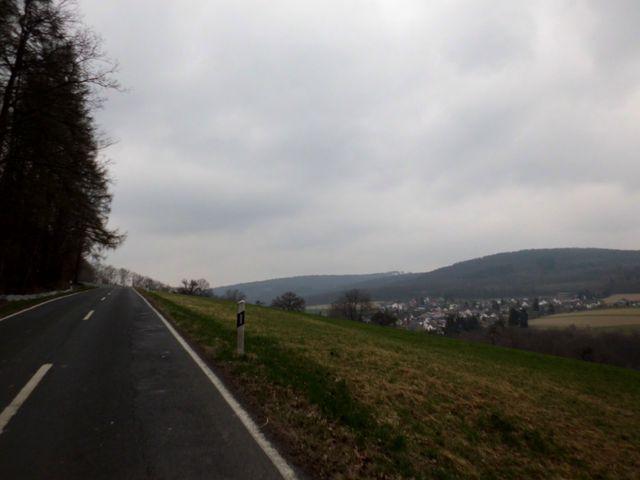 Blick auf Dombach
