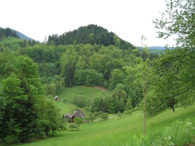 Abfahrt vom Breitenberg nach Maisach