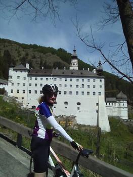 Schliniger Alm - Zwischenstation Kloster Marienberg