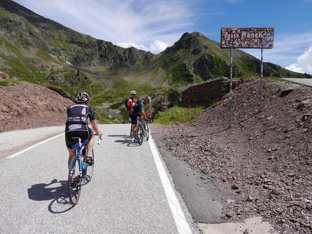 Dolomites Giro from Bolzano - from  30th June to 7th July 2018