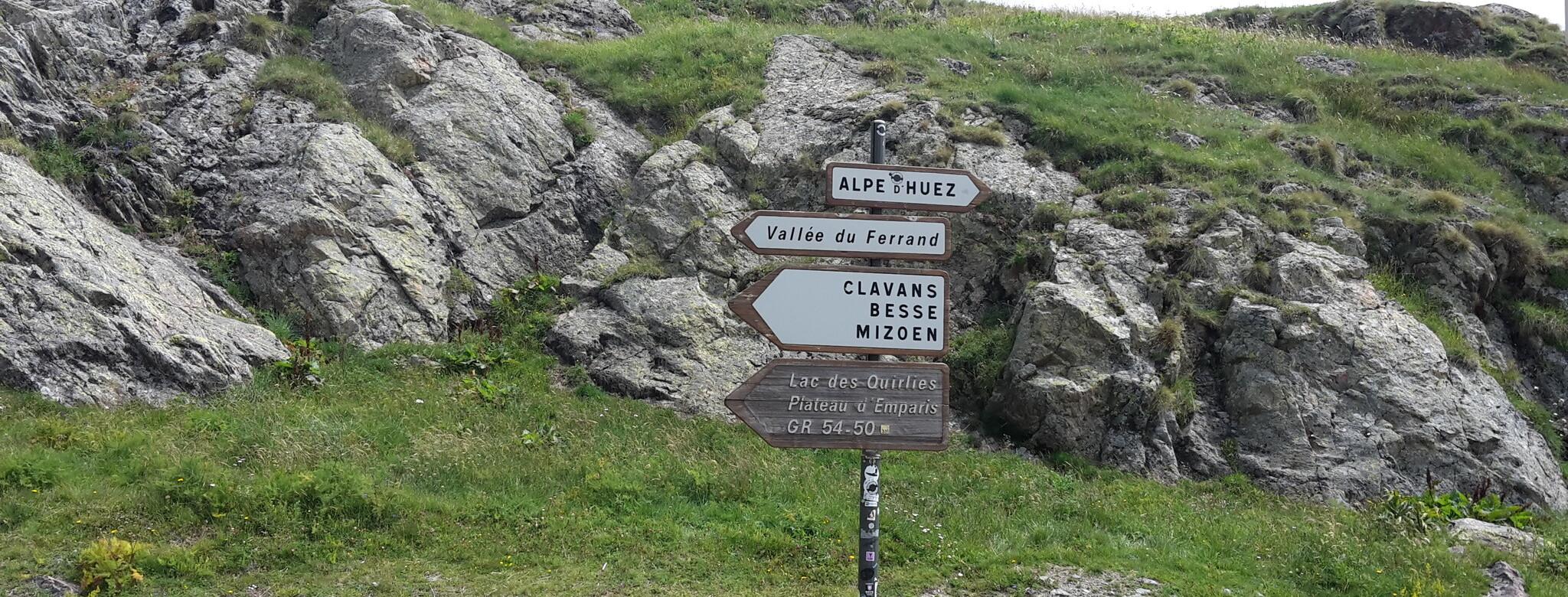 Abenteuerliche Routen