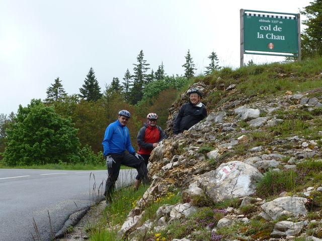 Col de La Chau