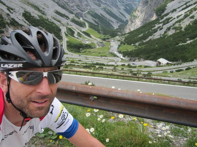 Ötztal and Bergamo Alpine Giro - from 7th to 14th July 2018
