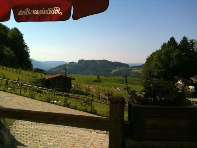 Aussicht Richtung Nussdorf