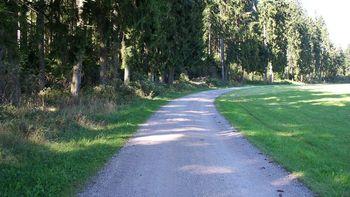 Von der Remsbachhöhe zwischen Lauterbach und Tennenbronn kann man den Windkapf