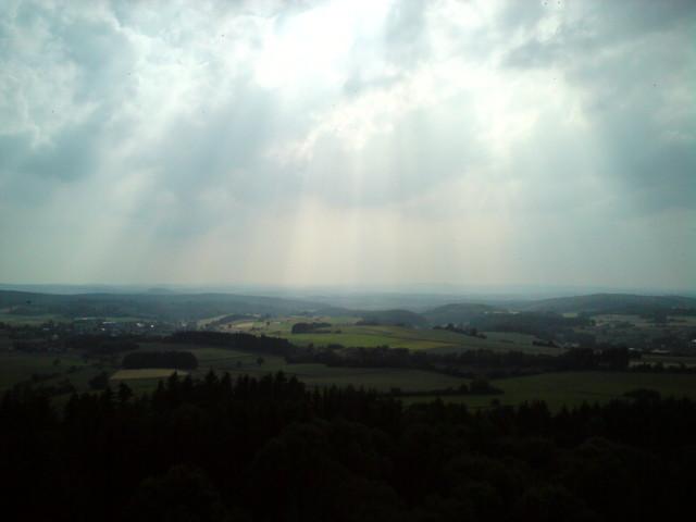 Blick auf den Unterwesterwald