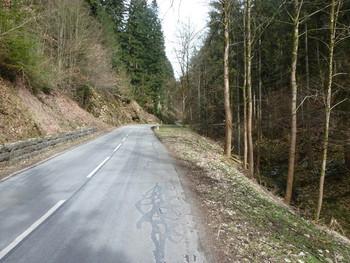 Westanfahrt Scheideck