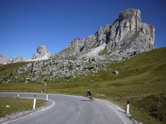 Dolomitengiro ab Innsbruck - vom  17. bis 24. Juni 2017