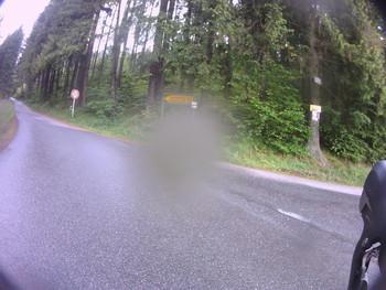 Auffahrt nach Seifersreuth