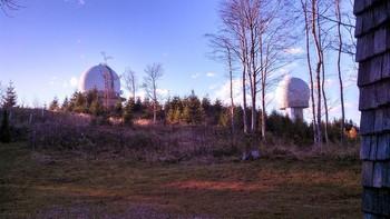 Die Goldhaube, das Radarsystem des österreichischen Bundesheeres