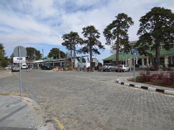 Troodos Square mit Kopfsteinpflaster