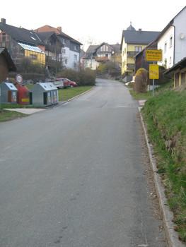 S -Ortseingang Wolfersgrün