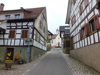 Ortsdurchfahrt Lautenbach