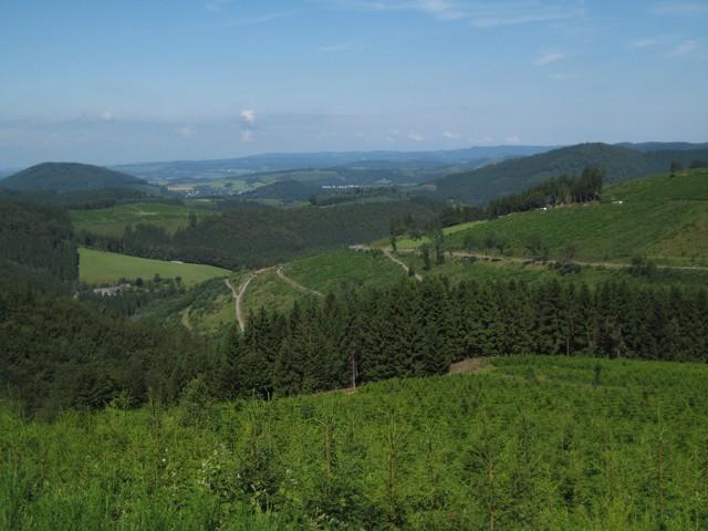 Grünes Rothaargebirge