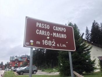 Passo Campo Carlo Magno