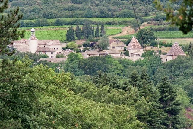 Chartreuse de Valbonne.