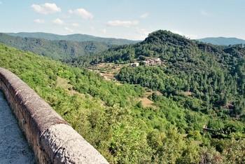 Col d'Uglas: Weiler Brugairolle.